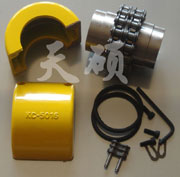 Roller Chain Coupling